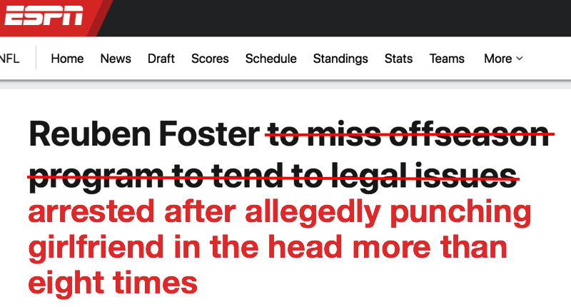 FixedIt_Reuben_Foster_domestic_violence